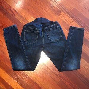 Full panel maternity jeans -skinny
